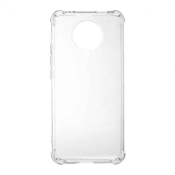 Coque Xiaomi Poco F2 Pro transparente angles renforcés