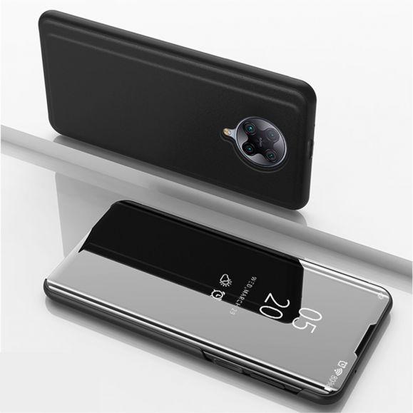 Coque Xiaomi Poco F2 Pro avec rabat effet miroir