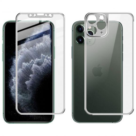 Films protecteurs avant et arrière pour iPhone 11 Pro