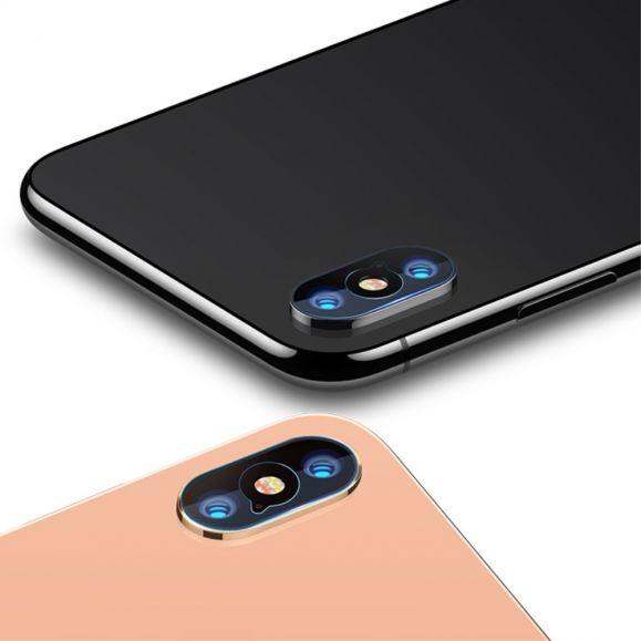 2 verre trempé pour lentille de l'iPhone XS / XS Max