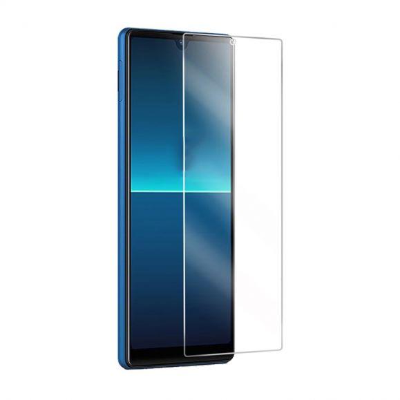 Films protecteurs d'écran Sony Xperia L4 en verre trempé (2 pièces)