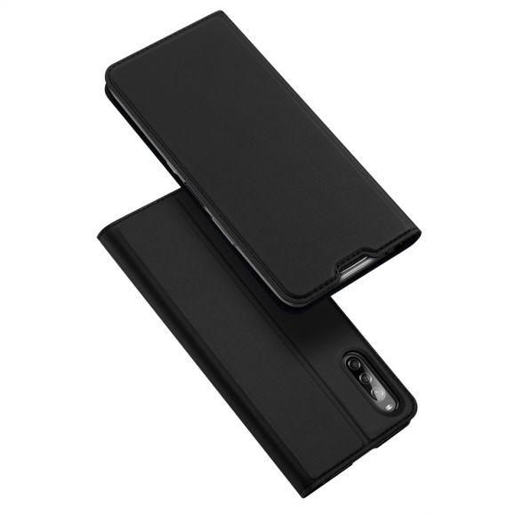 Housse Sony Xperia L4 revêtement satiné