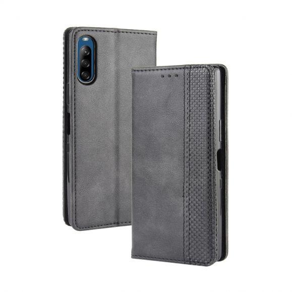 Housse Sony Xperia L4 Le Cirénius Style Cuir