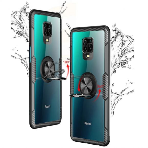 Coque Xiaomi Redmi Note 9S / Redmi Note 9 Pro Transparente Finger