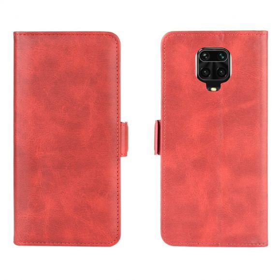 Housse Xiaomi Redmi Note 9 Pro / Redmi Note 9S revêtement simili cuir mat