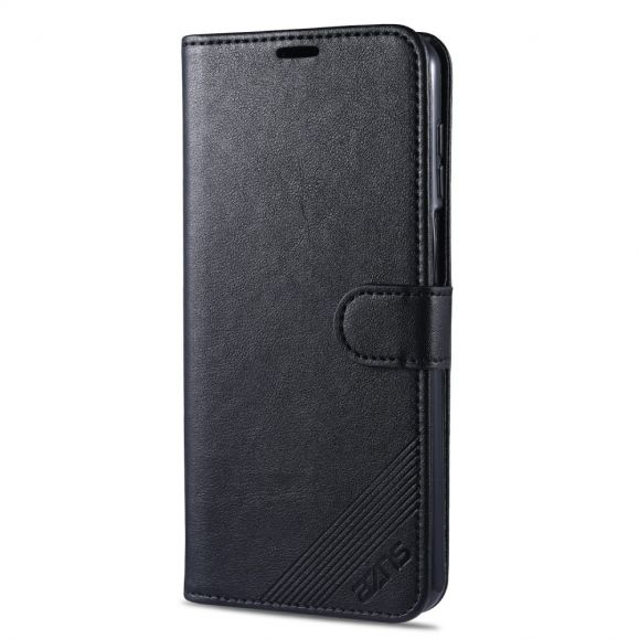 Housse Xiaomi Redmi Note 9 Pro / Redmi Note 9S AZNS Retro Effet Cuir