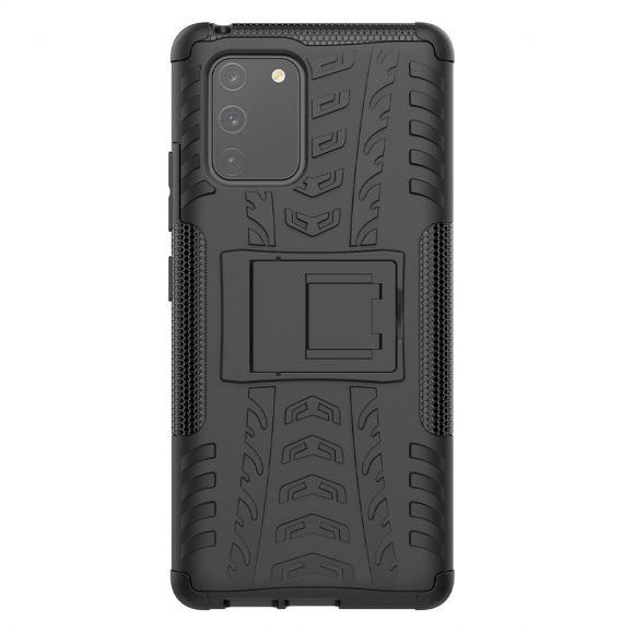 Coque Samsung Galaxy S10 Lite antidérapante avec support intégré