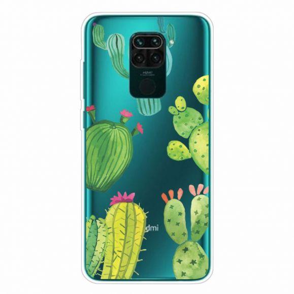 Coque Xiaomi Redmi Note 9 Cactus
