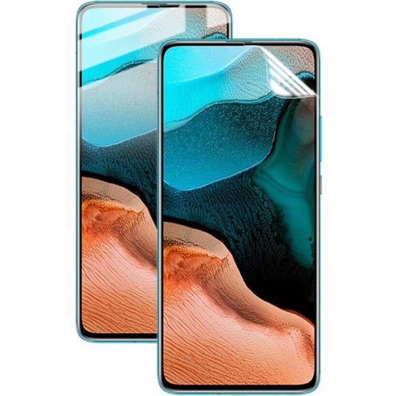 2 films protecteur d'écran Xiaomi Poco F2 Pro en hydrogel