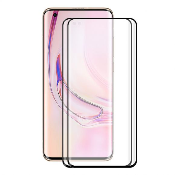 Protection Écran en Verre Trempé Full Size Xiaomi Mi 10 / Mi 10 Pro (2 pièces)