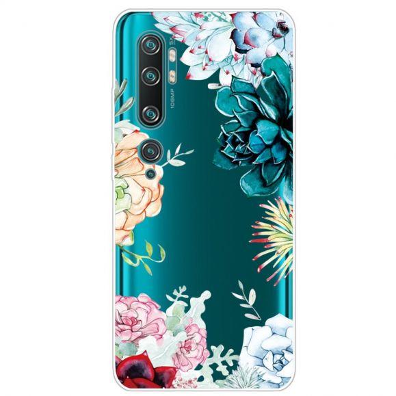 Coque Xiaomi Mi Note 10 / Note 10 Pro Variété de Fleurs