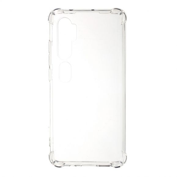 Coque Xiaomi Mi Note 10 / Note 10 Pro transparente angles renforcés