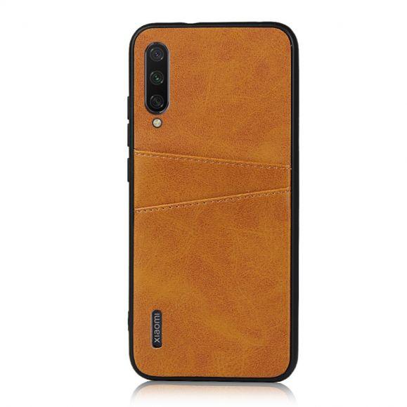 Coque Xiaomi Mi A3 Effet Cuir Porte Cartes