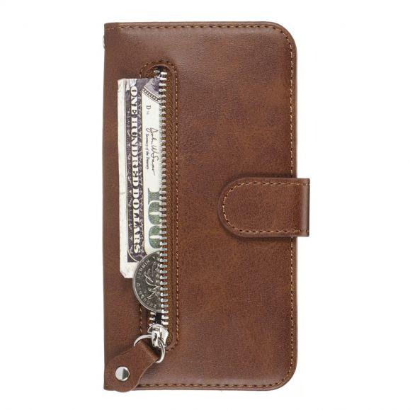 Housse Xiaomi Mi A3 Zipper Pocket
