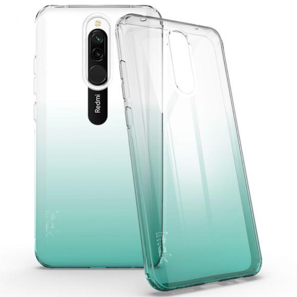 Coque Xiaomi Redmi 8 Imak Transparente Dégradé