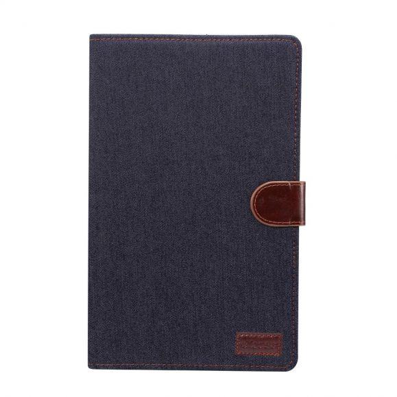 Housse Samsung Galaxy Tab S6 Lite Tissu