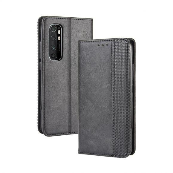 Housse Xiaomi Mi Note 10 Lite Le Cirénius Style Cuir