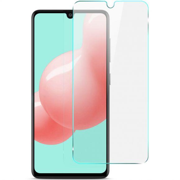 Films en verre trempé pour l'écran du Samsung Galaxy A41 (2 pièces)