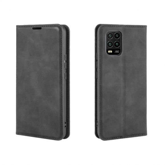 Housse Xiaomi Mi 10 Lite Business Rétro