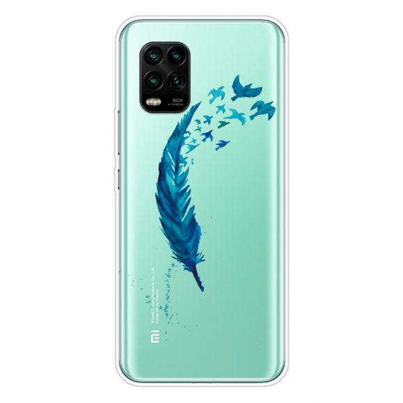 Coque Xiaomi Mi 10 Lite Plume et Oiseaux