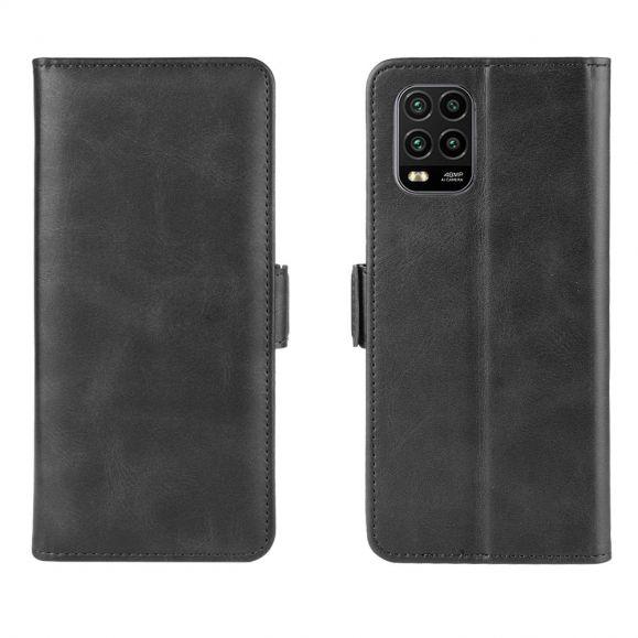 Housse Xiaomi Mi 10 Lite revêtement simili cuir mat