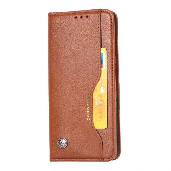Housse Xiaomi Redmi Note 9 Pro / Note 9S Porte Cartes Stand Case