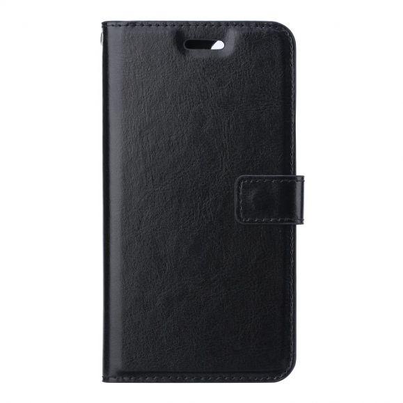 Étui Samsung Galaxy A41 simili cuir porte cartes