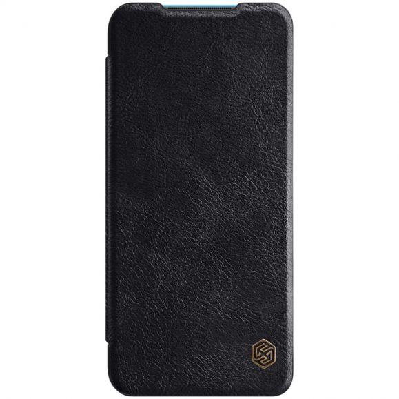 Housse Xiaomi Mi 10 Lite NILLKIN Qin simili cuir