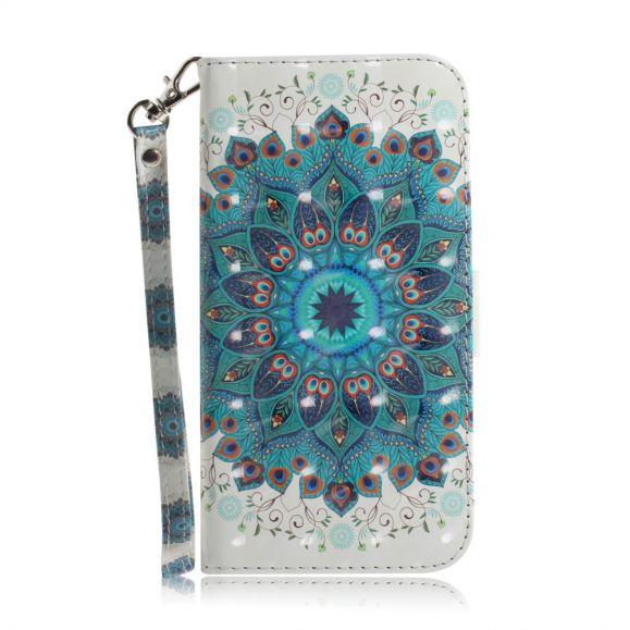 Housse Samsung Galaxy A41 Mandala Coloré