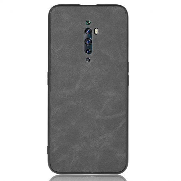 Coque Oppo Reno 2Z Style Cuir