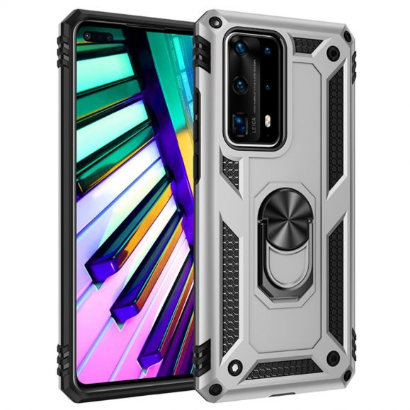 Coque Huawei P40 Pro+ Hybride Fonction Support