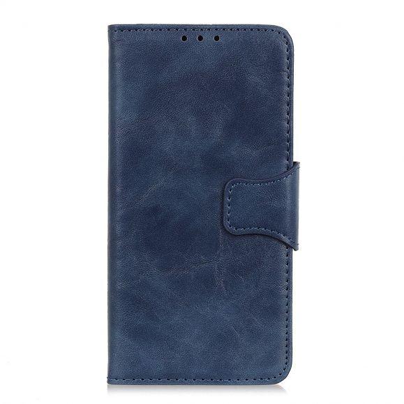 Étui Xiaomi Redmi Note 9 Pro / Redmi Note 9S Edouard Simili Cuir