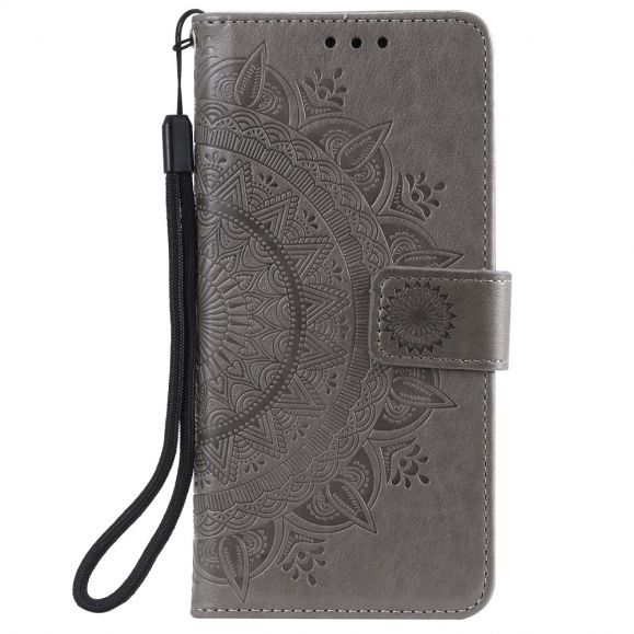 Housse Xiaomi Mi Note 10 Lite Mandala Relief