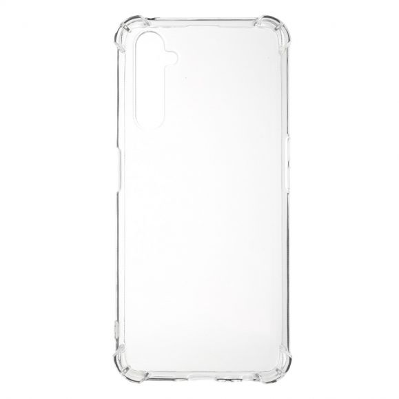 Coque Realme 6 Pro transparente angles renforcés