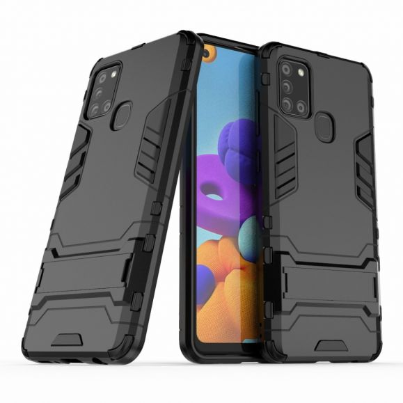 Coque Samsung Galaxy A21s Cool Guard Fonction Support