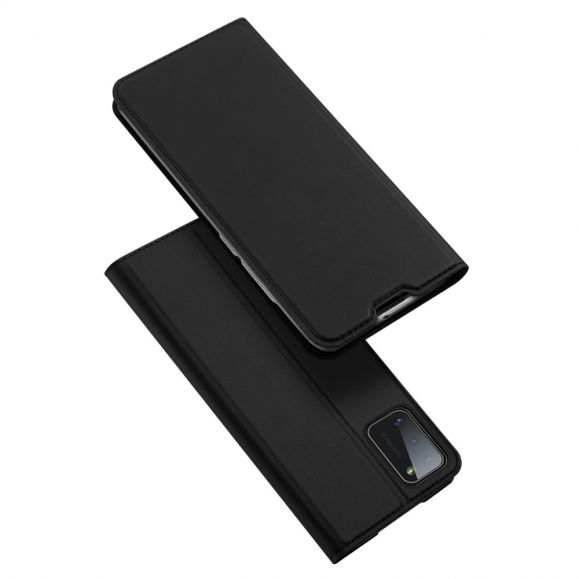 Housse Samsung Galaxy A41 revêtement satiné