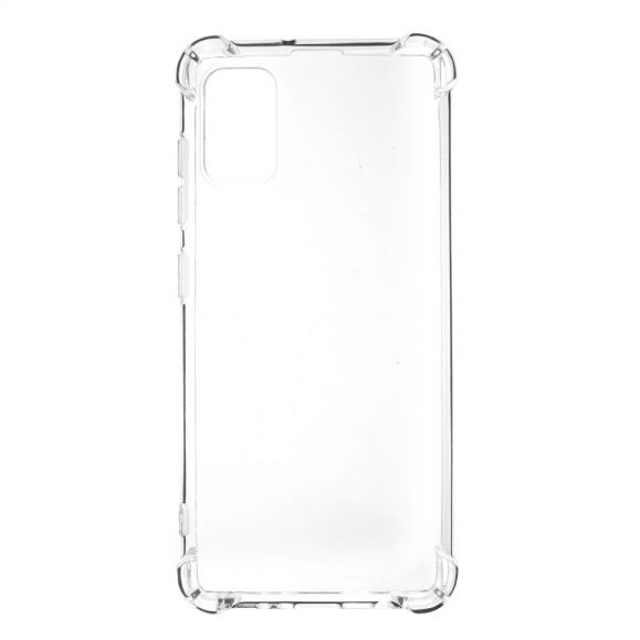 Coque Samsung Galaxy A41 transparente angles renforcés