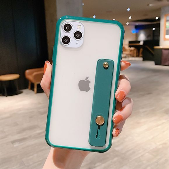 Coque iPhone 11 Pro Solid Strap Fonction Support