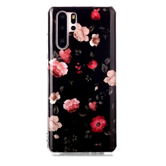 Coque Huawei P30 Pro Luminous Fleurs