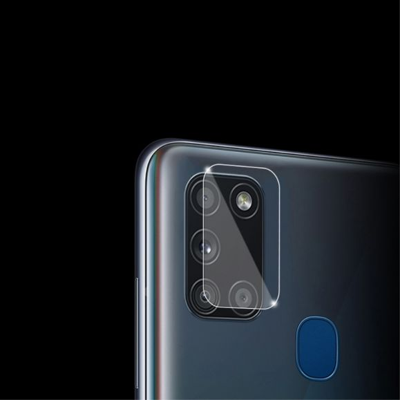 Verre Trempé pour lentille du Samsung Galaxy A21s (3 pièces)
