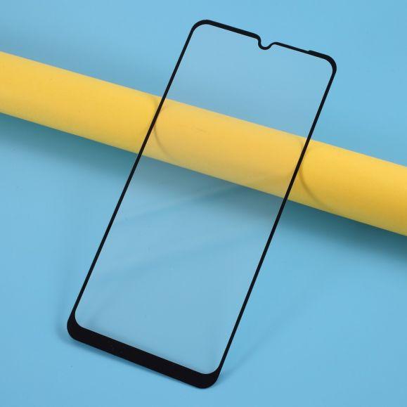 Protection d'écran Honor 9A en verre trempé full size
