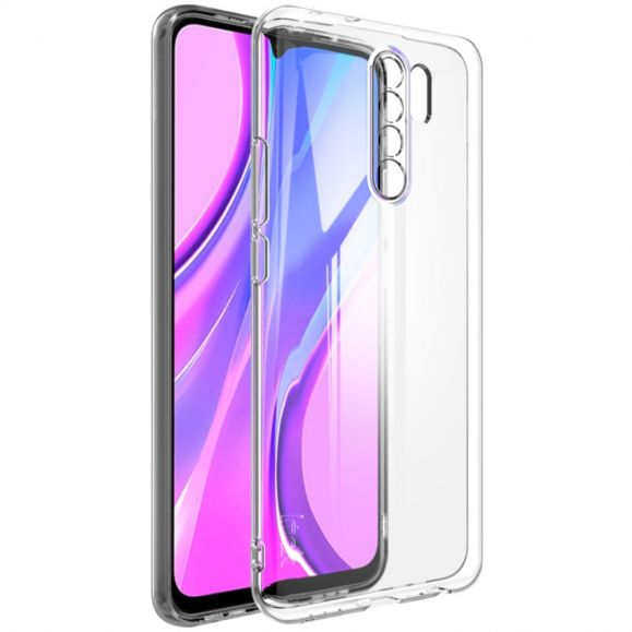 Coque Xiaomi Redmi 9 Transparente en Gel