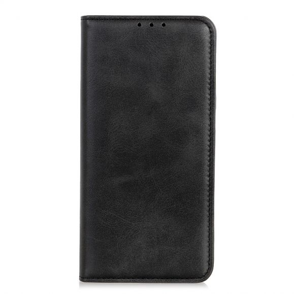 Housse Xiaomi Redmi 9 Simone Effet Cuir Vieilli