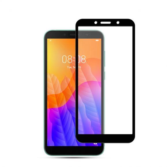 Protection d'écran Huawei Y5p en verre trempé full size