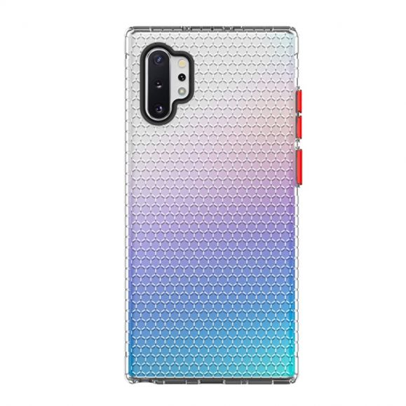 Coque Samsung Galaxy Note 10 Plus Honeycomb en Silicone