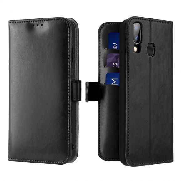 Housse Samsung Galaxy A20e KADO Serie effet cuir