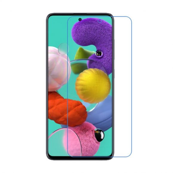 Films protecteurs d'écran pour Samsung Galaxy A51 5G (5 pièces)
