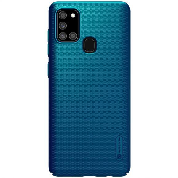 Coque Samsung Galaxy A21s Nillkin Rigide Givré