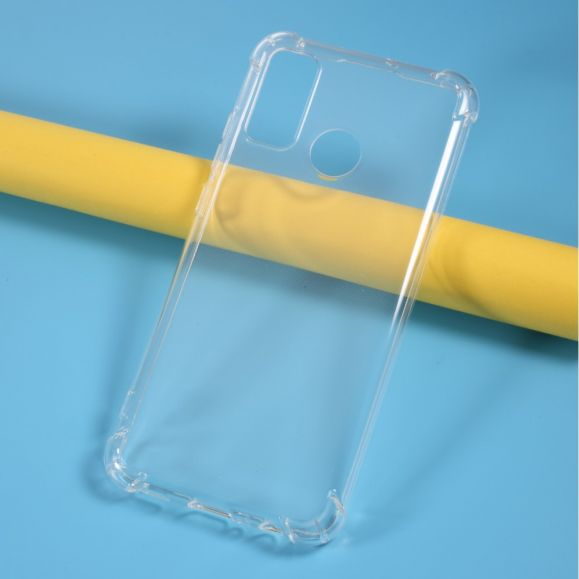 Coque transparente Huawei P Smart 2020 angles renforcés