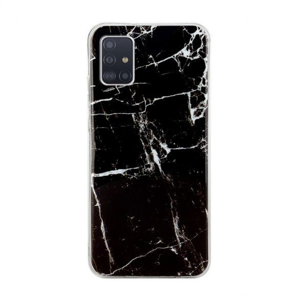 Coque Samsung Galaxy A51 5G Flexible Marbre